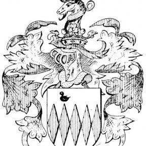 Familiewapen Cannart(s) (uit: Limburgse families en hun wapen (1978), p. 19)