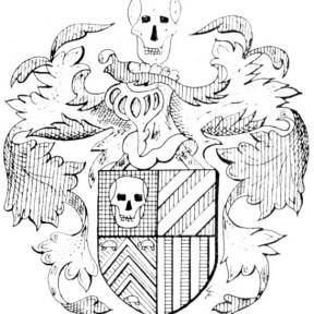 Familiewapen Elens (uit: Het Belang van Limburg, 08-11-1969, p. 9)