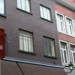 Kapelstraat 13 (foto: Erfgoedcel Hasselt, 2009)