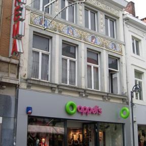 Die Gulde Waeghe, Koning Albertstraat 13 (foto: Sonuwe, 2011)