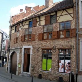 De Pasteye, Maastrichterstraat 65 (foto: Sonuwe, 31-08-2011)