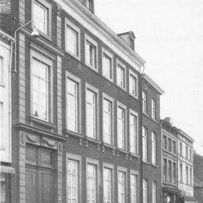 Sigershuis, Demerstraat 80, ca. 1950