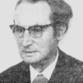 Portretfoto Adrien Théâtre (1893-1983) (uit: Adriaan Theatre: De eeuwig-jonge heimatdichter (1973))