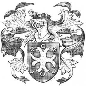 Familiewapen Usselinx (uit: Het Belang van Limburg, 15-05-1982, p. 45)