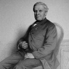 Guillaume de Corswarem (1799-1884), 1872, litho (collectie Het Stadsmus Hasselt)