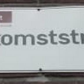Straatnaambord - Toekomststraat