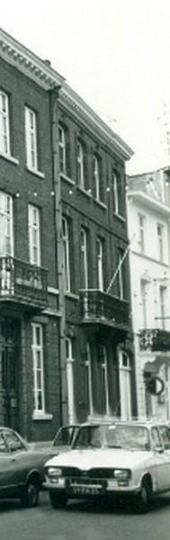 Aldestraat 50 (uit: Inventaris van het cultuurbezit in België (1981), fig. 491 - Frieda Schlusmans, 08-1975 - Vlaamse Gemeenschap)