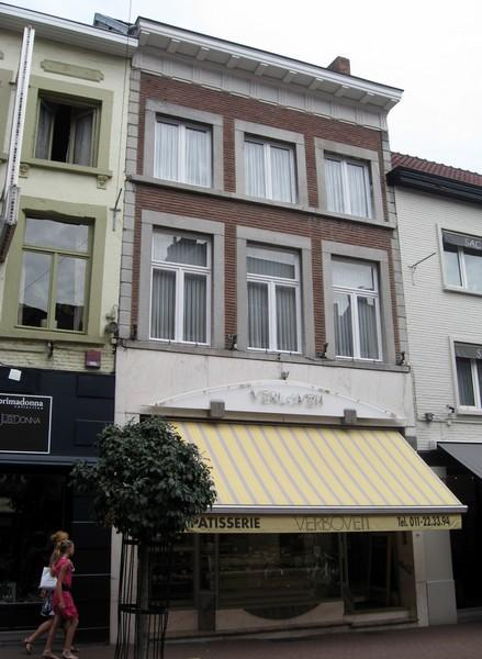 Botermarkt 24 (foto: Sonuwe, 2011)
