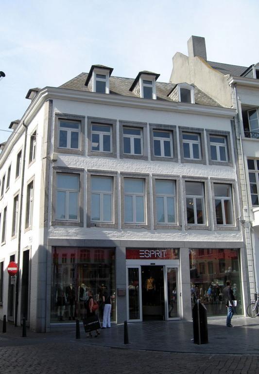 De Draeck & De Sleutel, Grote Markt 1 (foto: Sonuwe, 2011)
