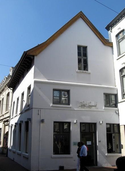 De Pellicaen, Kapelstraat 43 (foto: Sonuwe, 2011)