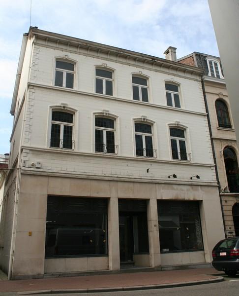 De Kleyne Mortier, Kapelstraat 44 (foto: Erfgoedcel Hasselt, 2009)