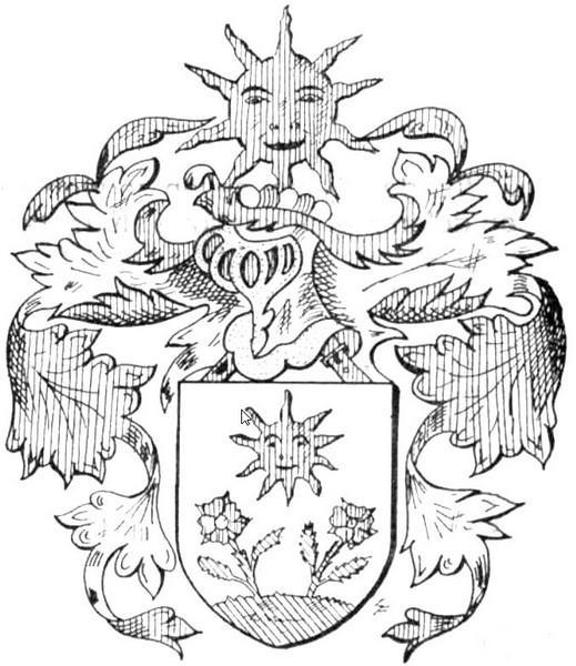 Familiewapen Leynen (uit: Limburgse families en hun wapen (1973), p. 51)
