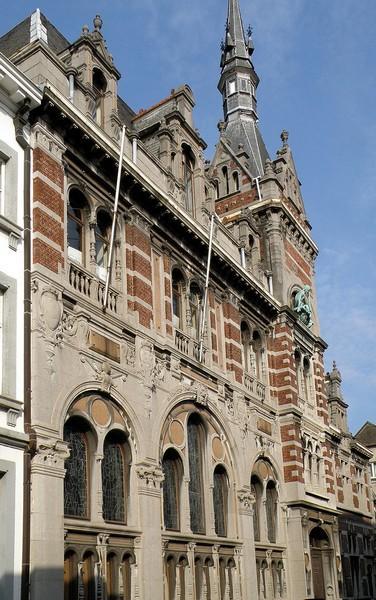 Provincieraadsgebouw, Lombaardstraat 21-23 (foto: Sonuwe, 2011)