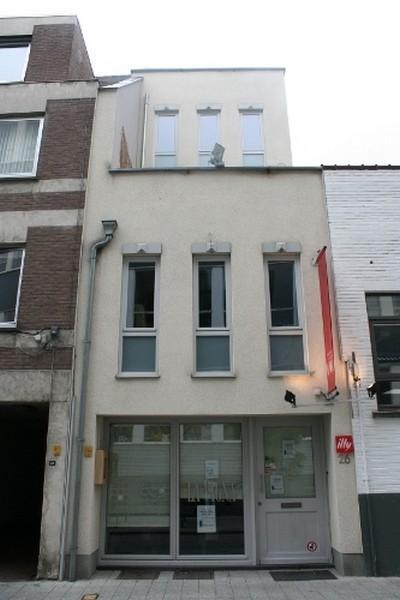 Persoonstraat 26 (foto: Erfgoedcel Hasselt, 2009)