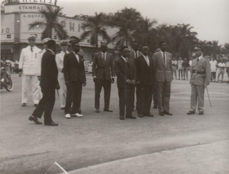 Familie De Wilde, Force Publique Congo, circa 1959, foto 5 (foto: privécollectie)