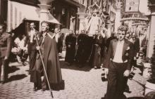 Virga Jesseommegang 1947 - Broederschap van Onze-Lieve-Vrouw Virga (foto: collectie Virga Jessecomité)
