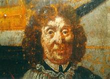 Portret Maximiliaan-Ferdinand Haywegen (uit: Broederschapspaneel O.-L-Vrouw Virga Jesse, 1709 - collectie Het Stadsmus Hasselt)