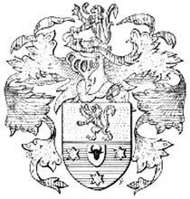 Familiewapen Coemans (uit: Limburgse families en hun wapen (1984), p. 13)