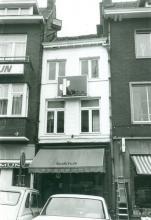 Fruitmarkt 14 (uit: Inventaris van het cultuurbezit in België (1981), fig. 550 - Frieda Schlusmans, 07-1975 - Vlaamse Gemeenschap)