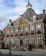 Stadhuis, Groenplein (foto: Paul Hermans, 2004)