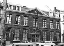 De Eenhoeren, Havermarkt 20-22 (uit: Inventaris van het cultuurbezit in België (1981), fig. 160 - Frieda Schlusmans, 07-1975 - Vlaamse Gemeenschap)