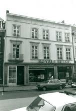 Havermarkt 24 (uit: Inventaris van het cultuurbezit in België (1981), fig. 570 - Frieda Schlusmans, 07-1978 - Vlaamse Gemeenschap)