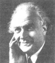 Portretfoto Trudo Hoewaer (1907-1984) (uit: overlijdensbericht, Het Belang van Limburg, 11-12-1984, p. 6)