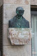 Kanunnik J. Cools (1902-1991), buste, René Aerts
