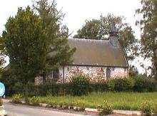 Kapel Onze-Lieve-Vrouw Boodschap, Spalbeekstraat 67 (http://kadoc.kuleuven.be/kapelletjes/images/lim/83has568472.jpg, 2000)