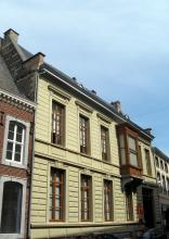 De Zwarte Arend, Kapelstraat 49 (foto: Sonuwe, 2011)