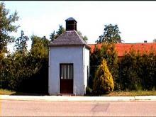 Kapel Onze-Lieve-Vrouw, Kroonwinningstraat (uit: http://kadoc.kuleuven.be/kapelletjes/limburg.php, 2000)