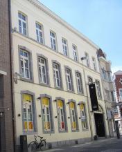 Lyceum, Lombaardstraat 16 (foto: Sonuwe, 2011)