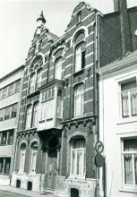 Lombaardstraat 17 (uit: Inventaris van het cultuurbezit in België (1981), fig. 624 - Frieda Schlusmans, 1978 - Vlaamse Gemeenschap)