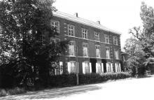 Kasteel van Wimmertingen, Luikersteenweg 741-743 (uit: Inventaris van het cultuurbezit in België (1981), fig. 259 - Frieda Schlusmans, 1976 - Vlaamse Gemeenschap)