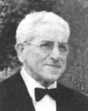 Louis Maris (1912-1989) (uit: overlijdensbericht)