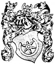 Familiewapen Nolens (uit: Het Belang van Limburg, 21-02-1981, p. 39)