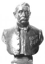 Buste burgemeester Armand Roelants (1835-1919), Emile Cantillon (1859-1917) (collectie Het Stadsmus Hasselt)