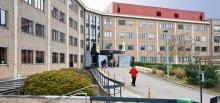 Hoofdingang Jessaziekenhuis (Campus Salvator)