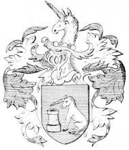 Familiewapen (de) Sigers (uit: Limburgse families en hun wapen (1973), p. 92)
