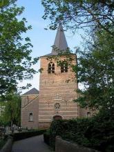 Sint-Martinuskerk Stevoort (foto: Paul Hermans, 2007)