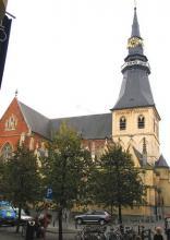 Sint-Quintinuskathedraal, Vismarkt (foto: Paul Hermans, 2005)