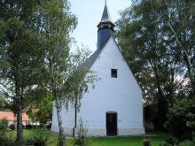 Kapel Onze-Lieve-Vrouw Boodschap, Spalbeekstraat 67 (foto: Sonuwe, 2007)
