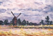 Molen, Jef Van Brabant (1871-1941) (privécollectie)