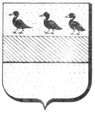 Familiewapen Veldkamp (uit: Het Belang van Limburg, 17-06-1978, p. 39)