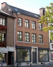 Den Bleyden Hoeck, Vismarkt 5 (foto: Sonuwe, 14-09-2011)