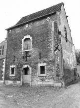 Kasteel van Wideux, Wideuxdreef (uit: Inventaris van het cultuurbezit in België (1981), fig. 1001 bis - Frieda Schlusmans, 05-1976 - Vlaamse Gemeenschap)