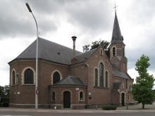 Sint-Niklaaskerk, Smetstraat, Wimmertingen (foto: Michiel Verbeek, 2009)