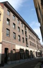 Witte Nonnenstraat 6-18 (foto: Erfgoedcel Hasselt, 2009)