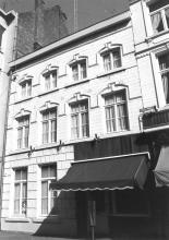 Het Boerinneke, Zuivelmarkt 3 (uit: Inventaris van het cultuurbezit in België (1981), fig. 769 - Frieda Schlusmans, 07-1975 - Vlaamse Gemeenschap)