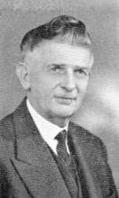 Portretfoto Jozef Bollen (1890-1977)